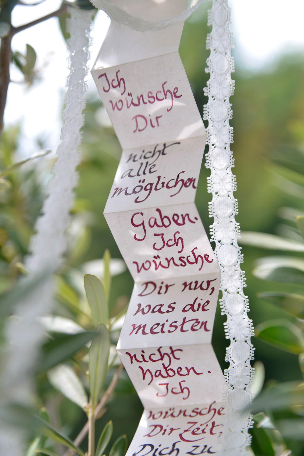 Leporello Büttenpapier